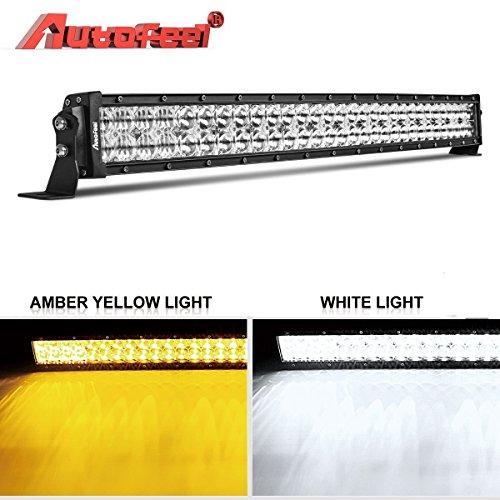 32 in curved led light bar - 3