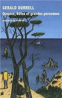 [Trilogie de Corfou 3] : Le jardin des dieux, Durrell, Gerald