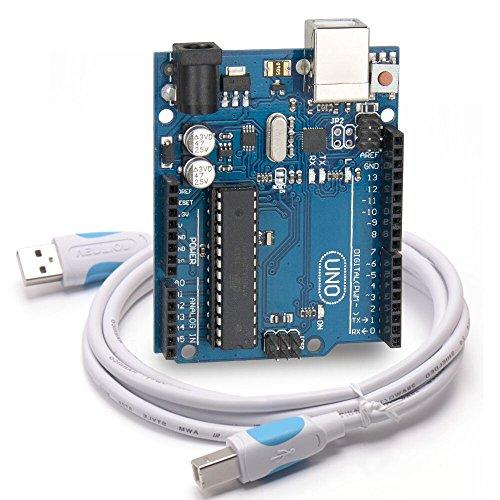 UNO R3 ATmega328P Development Board for Arduino - 4
