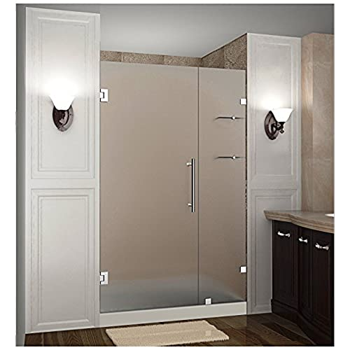 Frosted Shower Door Amazon