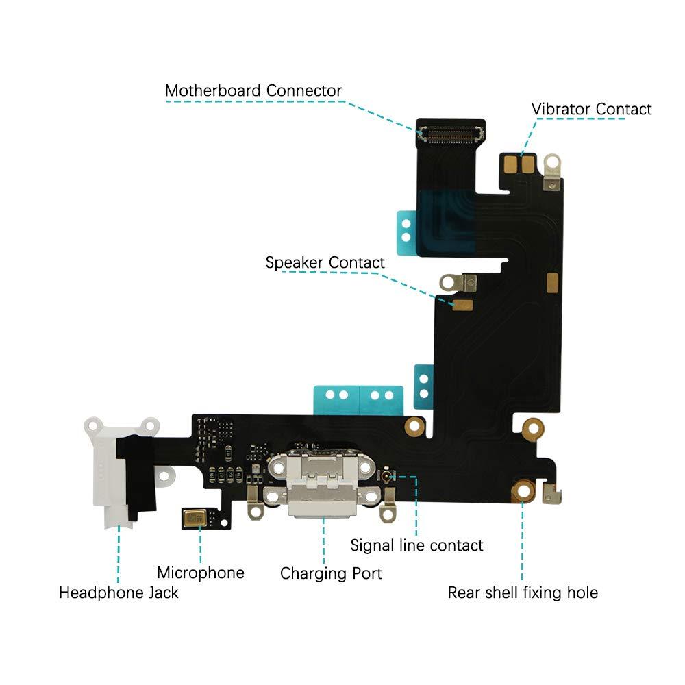Iphone 4 Headphone Jack Diagram