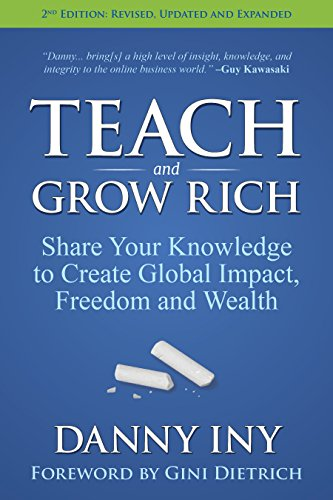 Amazon teach and grow rich share your knowledge to create teach and grow rich share your knowledge to create global impact freedom and wealth fandeluxe