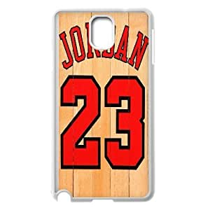 Jordan 23 SamSung Galaxy Note3 cell phone case White Beautiful gifts KF0694099
