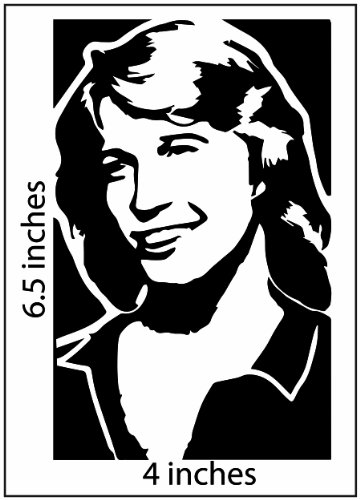 Andy Sticker - ANDY GIBB Stickers Cut Vinyl Decal