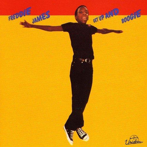 CD : Freddie James - Everybody Get Up & Boogie (Canada - Import)