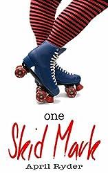 One Skid Mark: BBW Roller Derby Romance (Skid Marks Book 1)