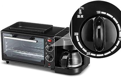 Horno eléctrico Mini con cocina eléctrica mini horno pequeño ...