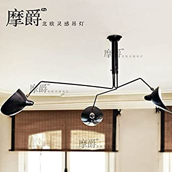 JJ Moderne LED Pendelleuchten Lampe Im Europäischen Stil Amerikanischer  Serge Mouille Duckbill Kreative Zhang Bluetooth Tanz