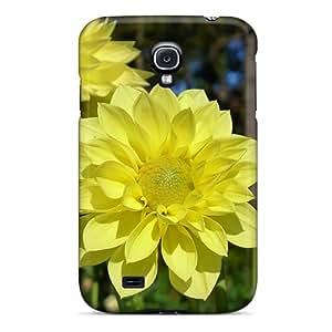 Galaxy Cover Case - Yellow Georgina Protective Case Compatibel With Galaxy S4