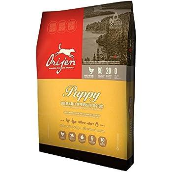 Orijen Puppy Formula Dry Dog Food 28.6-lb bag