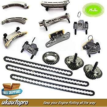 Timing Chain Kit Set For Chevrolet Captiva 3.2L Alloytec V6 2007-2009 w/Gears