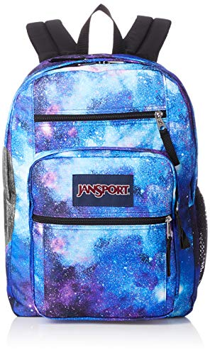 JanSport Unisex Big Student Deep Space One Size