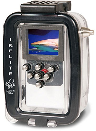 Ikelite 5610.02 Underwater Video Housing for Pure Digital Flip Ultra & UltraHD (2nd Gen) - Flip Video Underwater Case