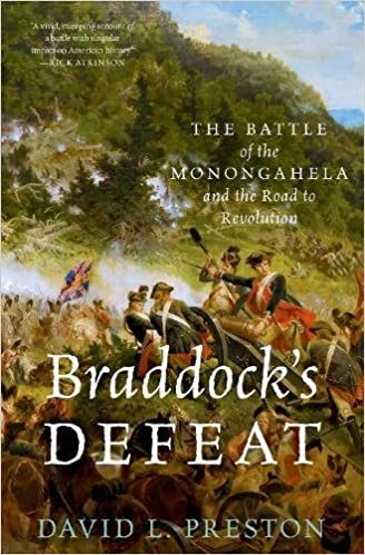 Amazon.com: Braddock's Defeat: The Battle of the Monongahela and ...