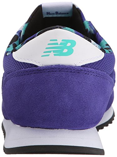 New Balance 487681 50 - Sneakers Mujer Azul (Blue/Green)