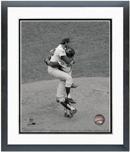 Jerry Koosman & Jerry Grote New York Mets 1969 World Series Photo (Size: 12.5