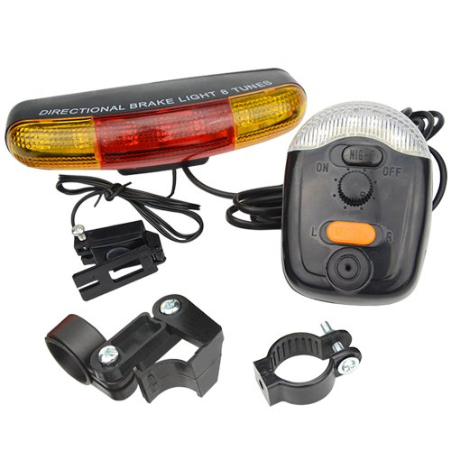 Looking for a bicycle light kit with turn signals? Have a look at this 2020 guide!