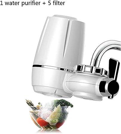YDBET Grifo purificador de Agua del Grifo de la Boquilla de Filtro ...