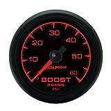 Auto Meter 5905 ES 2-1/16'' 0-60 PSI Mechanical Boost Gauge