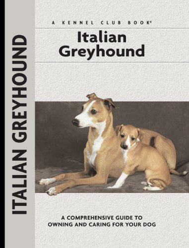 Italian Greyhound (Comprehensive Owner's Guide) ()