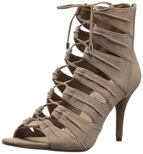 negro Elegante estilo vestido EE UU de Mahiri Totalmente para taupe mujer Jessica Simpson marrón Za8WZT4