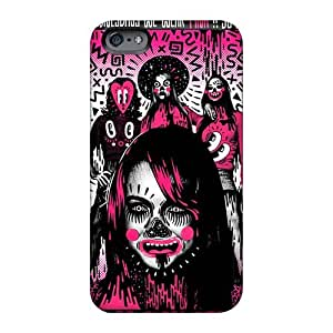 Protector Hard Cell-phone Case For Iphone 6 (Xhz3358bNcO) Unique Design Beautiful Green Day Image