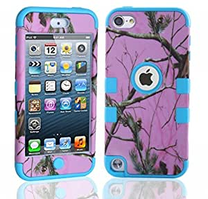 iPod Touch 5th generation case,ipod touch 5 case,ipod. touch 5 case,ipod touch. 5th generation case,ipod touch. 5 case, Gotida Hybrid Tree Pattern Cover Case for iPod Touch 5th Generation