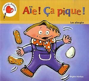 vignette de 'Aïe ! ça pique ! (Brigitte Marleau)'