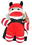 Sweet Sprouts Exclusive Halloween Sock Monkey Devil 6