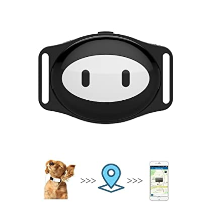 LKDKJ Mascotas GPS Collar Tracker Impermeable Perro Y Gato Dispositivo Anti-Perdida Alarma Inteligente Control