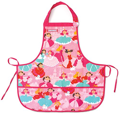 princess cooking apron - 5
