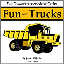 Fun With Trucks (3 Books in 1: Book, Flash Cards & Games) (Fun Discovery & Activity Series)