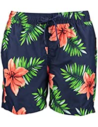 7325d16ce2c47 Men's Monaco Swim Trunks (Regular & Extended Sizes)