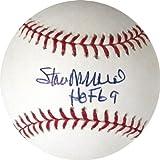 "Stan Musial""HOF'69"" Autographed Baseball - PSA/DNA Certified - Autographed Baseballs"