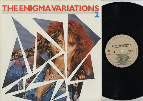 The Enigma Variations 2 - Various [Double Vinyl LP record Album]