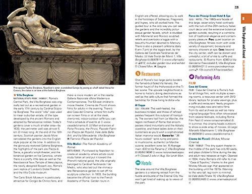 51MXhWse2sL - Fodor's Rome (Full-color Travel Guide)