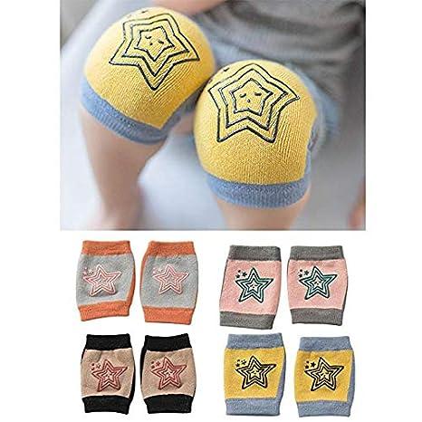 Rodilleras antideslizantes de arrastre unisex para bebés ...