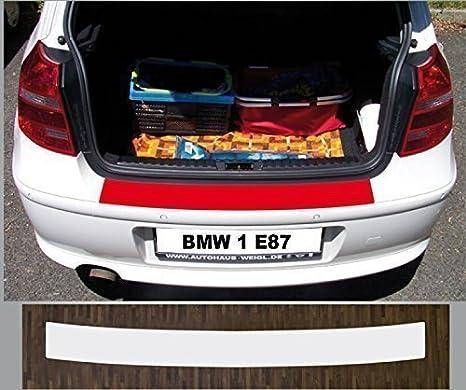 Is Tuning Passgenau Für Bmw 1er E87 2004 2011 Lackschutzfolie Ladekantenschutz Transparent Auto