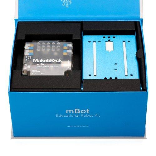 mBot STEM Educational Robot v1.1 - Bluetooth by Makeblock (Image #2)