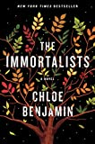 Book cover from The Immortalistsby Chloe Benjamin