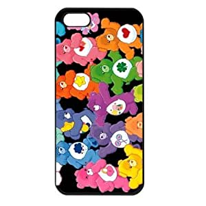 the care bears iPhone 5/5S case black colour