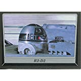 Star Wars Rogue One Mission Briefing Black Base Card #99 R2-D2