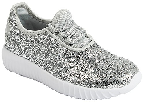 girls glitter shoes - 2