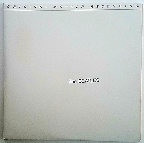 Price comparison product image The Beatles [White Album] (Japan pressing Mobile Fidelity Sound Lab half-speed master MFSL double vinyl LP)