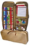 Master Craft Gift Wrap Storage Bag, Tan