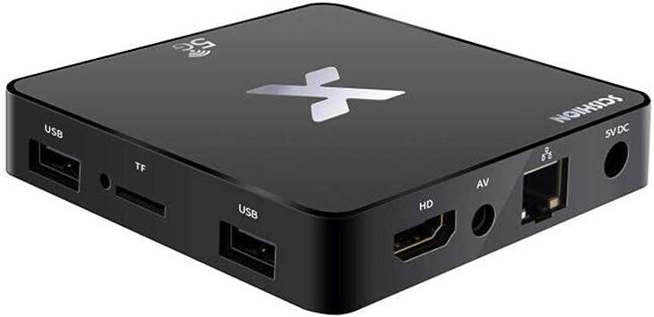 Libertey Android 8.1 Smart TV Box, Mini TV Box Digital TV Converter Box, 2GB / 16GB, Soporte 2.4G WiFi, 4K TV Box: Amazon.es: Electrónica