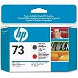 HP CD949A - Cabezal de impresión, 130 ml, Negro/Rojo