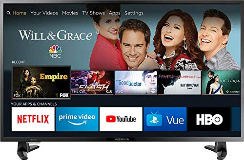 Insignia NS-39DF510NA19 39-inch 1080p Full HD Smart LED TV- Fire TV Edition (Best 40 Tv For The Money)