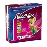 Health & Personal Care : Pull-Ups GoodNites Underwear, Girls, Small-Medium (38-65 lbs), Case of 78 (3 Mega bags of 26)
