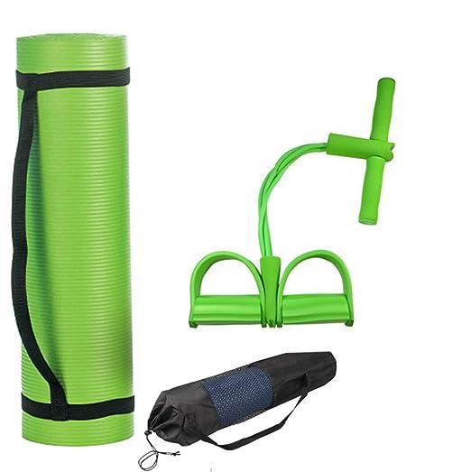 YCLOTH Kit para Principiantes de Yoga, Esterilla de Yoga 183 ...